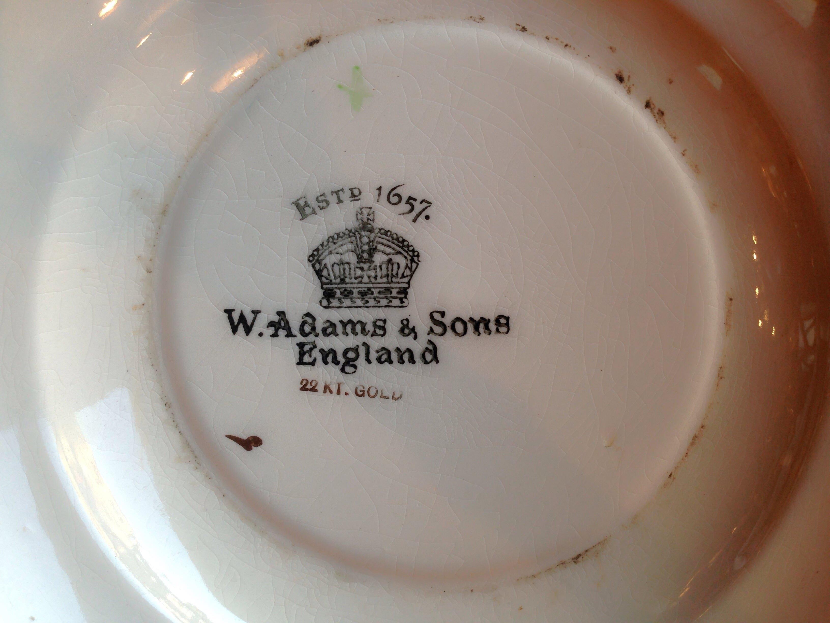 South Dakota Souvenir Plate Made in England