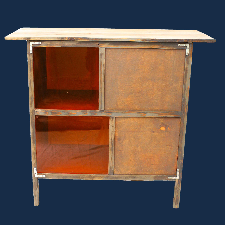 20% OFF -Mid Century Rustic Industrial Bohemian Bar 00145E