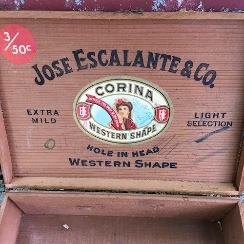 CORINA BOX INSIDE LID