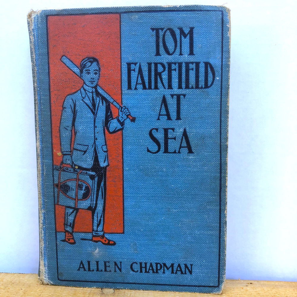 Tom Fairfield at Sea 4