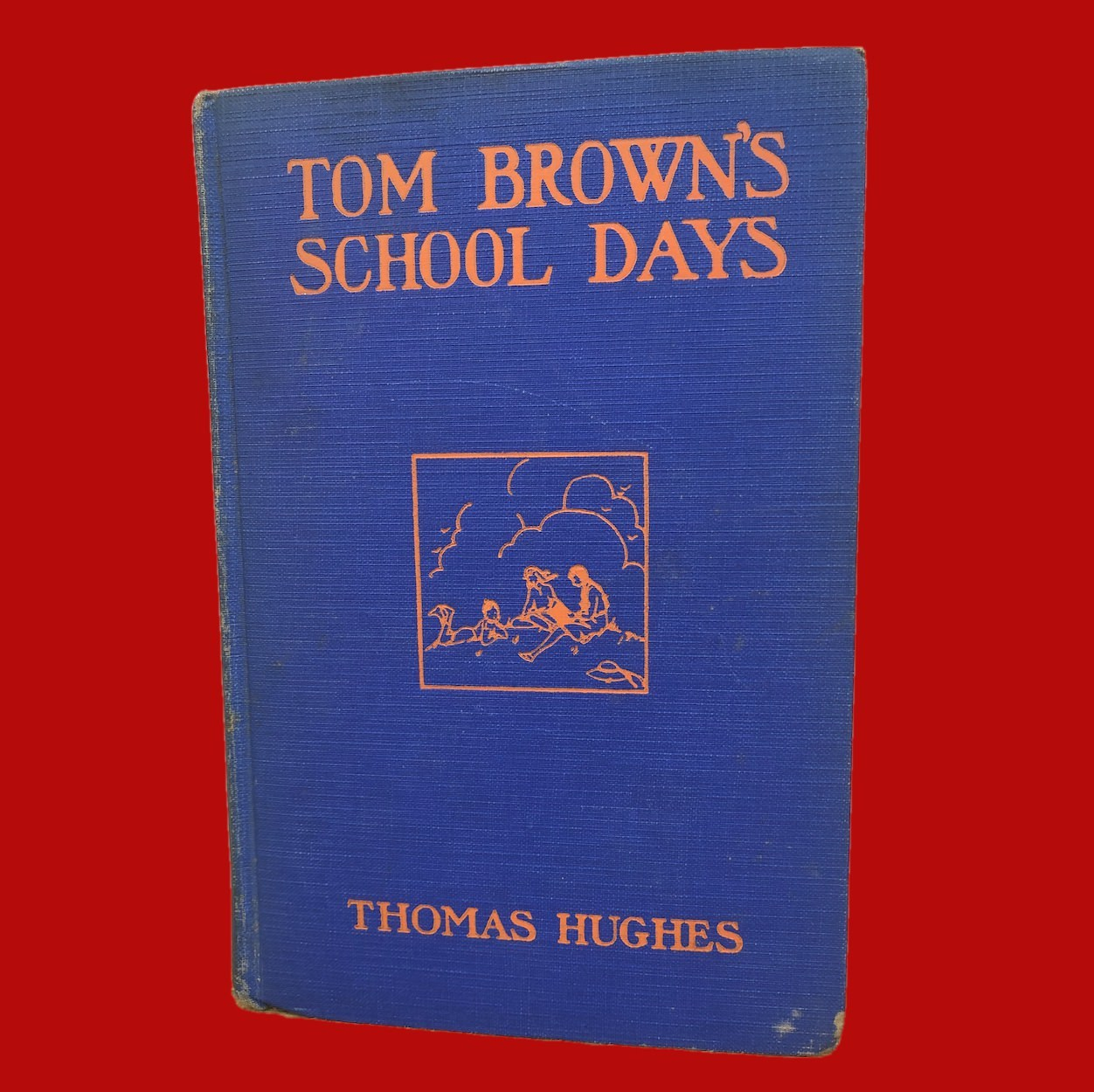 Tom Brown's School Days Book by Thomas Hughes 1935 01597