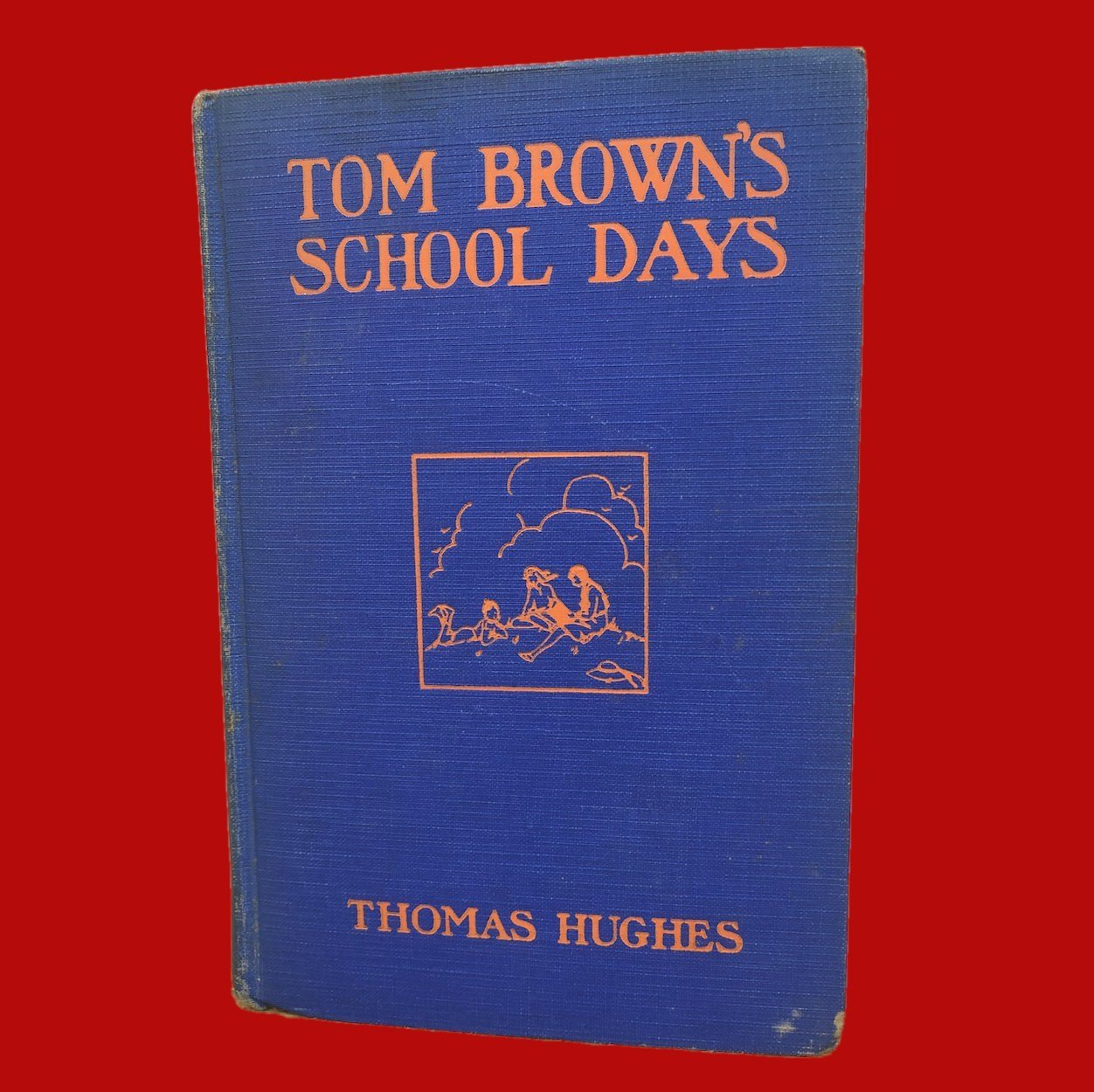 Tom Brown's School Days Book by Thomas Hughes 1935