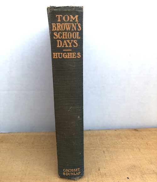 Tom Brown's School days 8