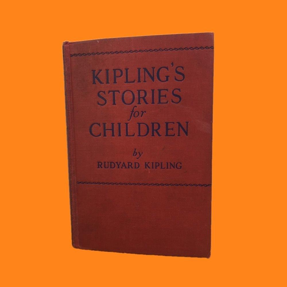 Kipling's Stories for Children 1941 01628