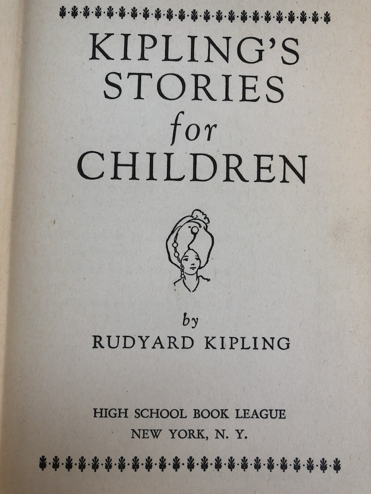KIpling for Children 4