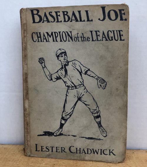 Baseball Joe 1
