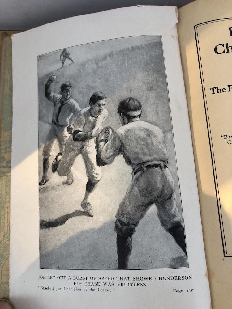 Baseball Joe 8