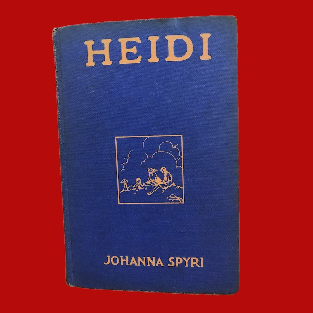 Heidi by Johanna Spyri 1945 (originally 1915) 01626