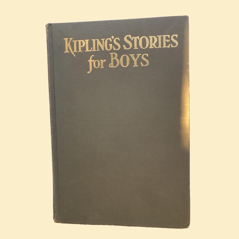 Kipling's Stories for Boys 1931 01627