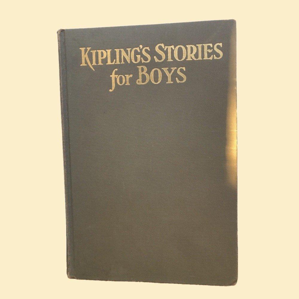 Kipling's Stories for Boys 1931
