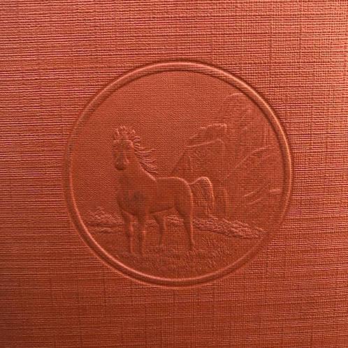 Zane Grey Western Adventure Book Set 1930's