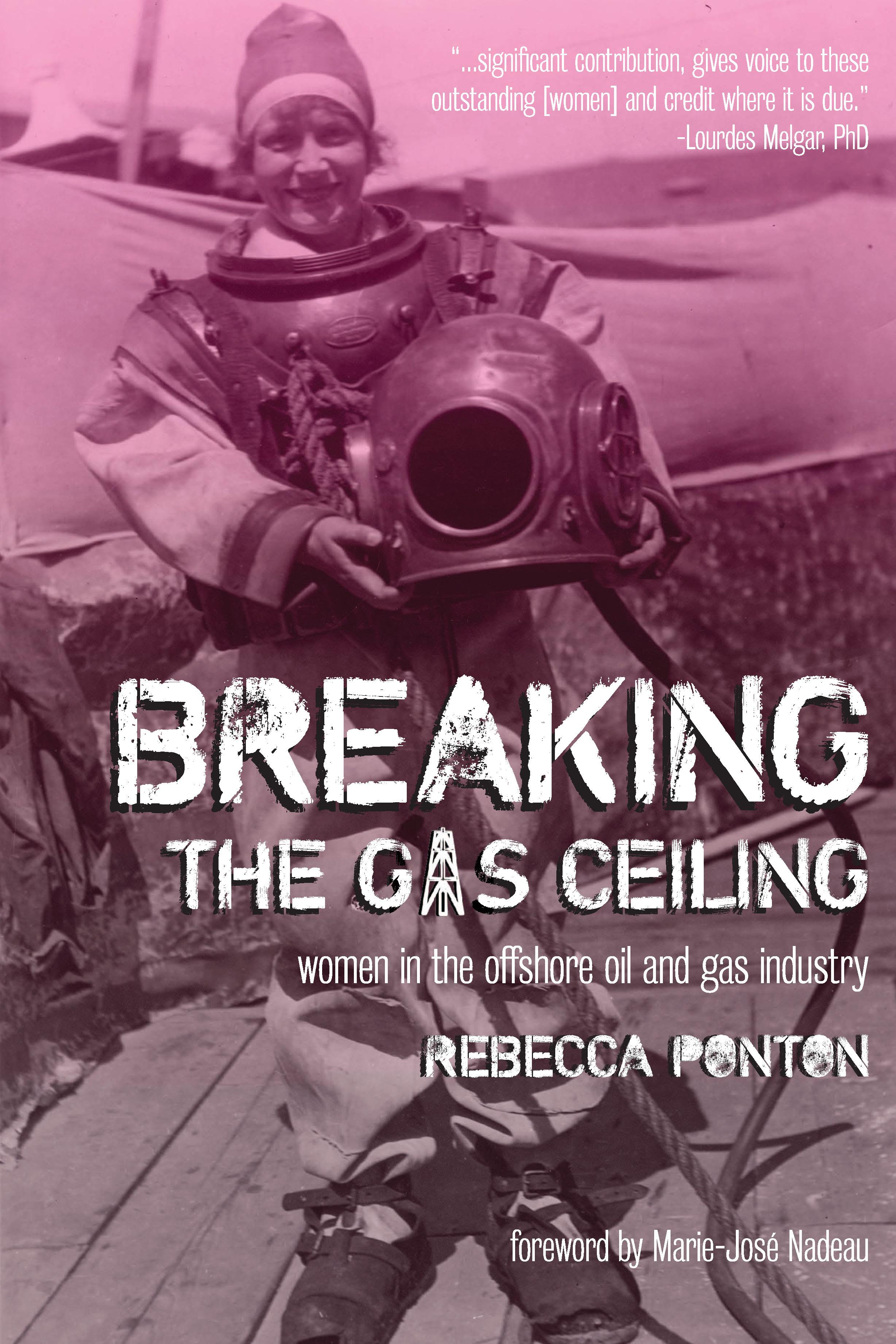 Breaking the Gas Ceiling 978-1-61599-443-4