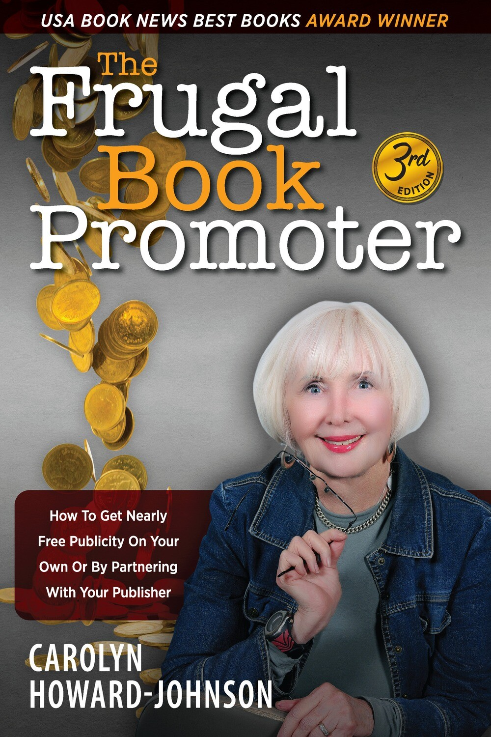 The Frugal Book Promoter - 3rd Ed [HC]