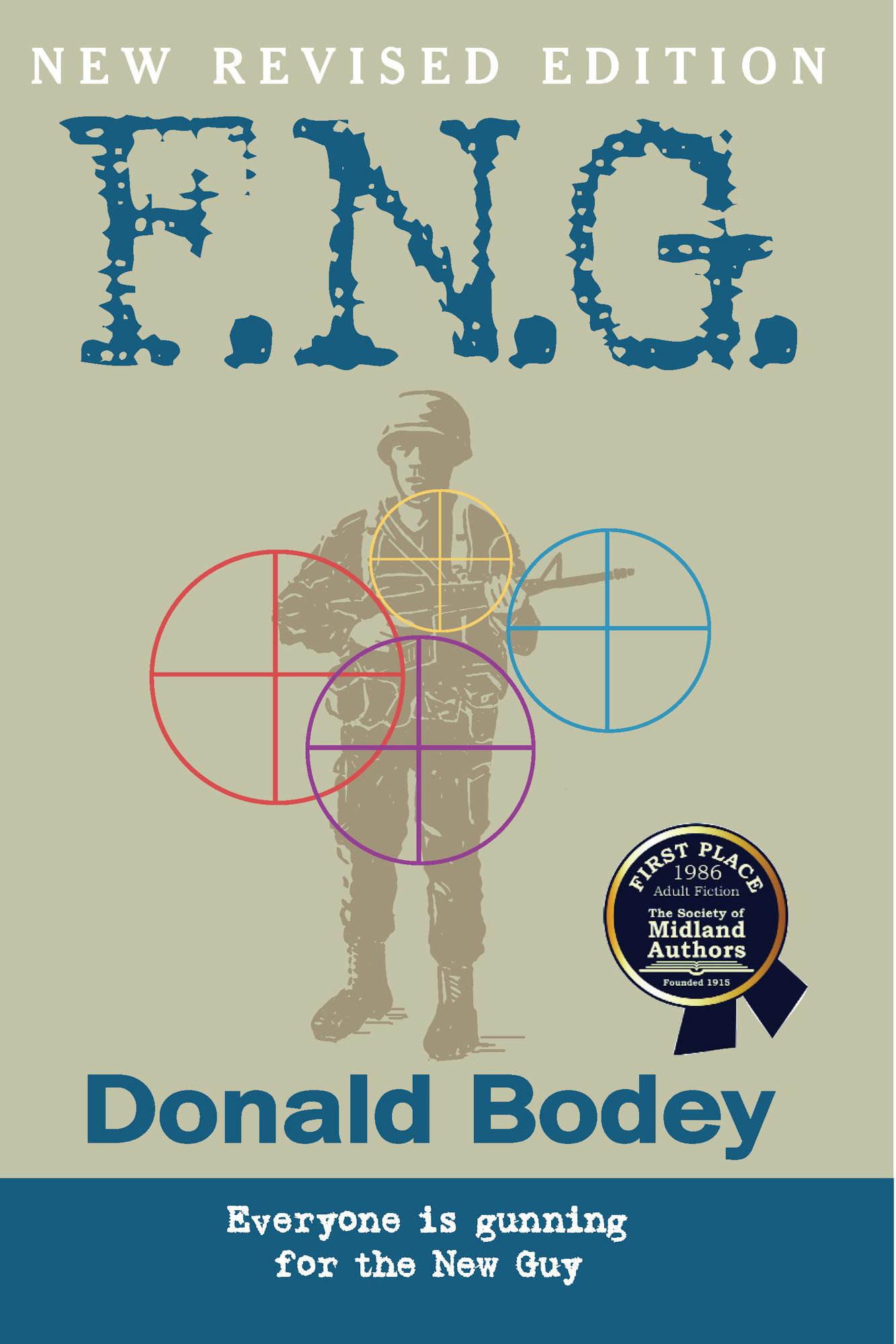 "Don Bodey's ""F.N.G."" Revised Edidtion 978-1-932690-59-0"