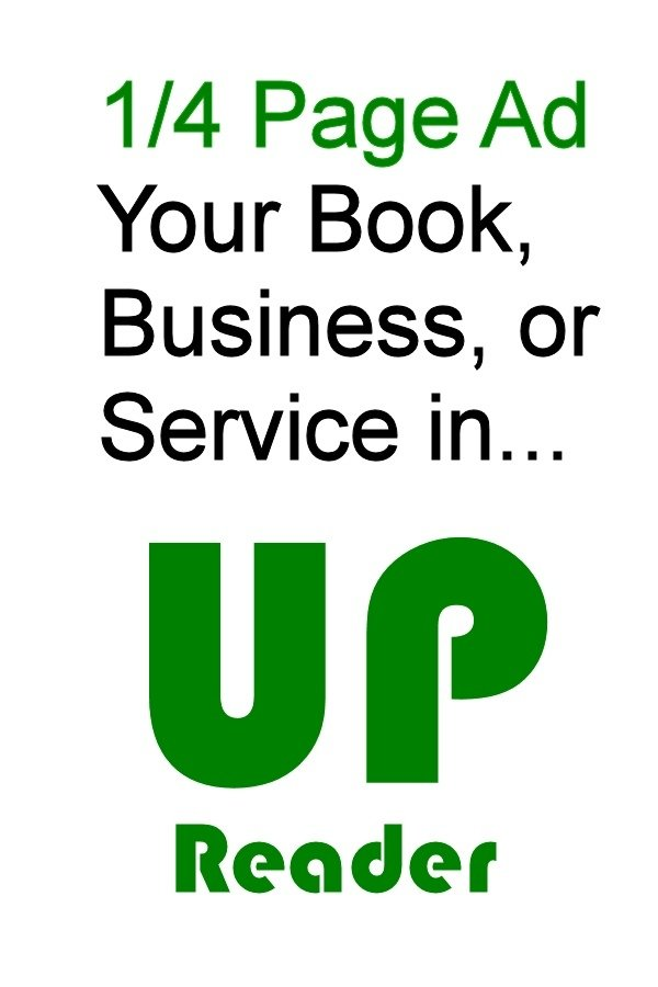 U.P. Reader Vol. 3 - Quarter Page advertising