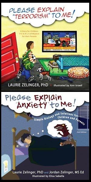 Please Explain Terrorism + Anxiety: 2-For-1 combo zelinger-como