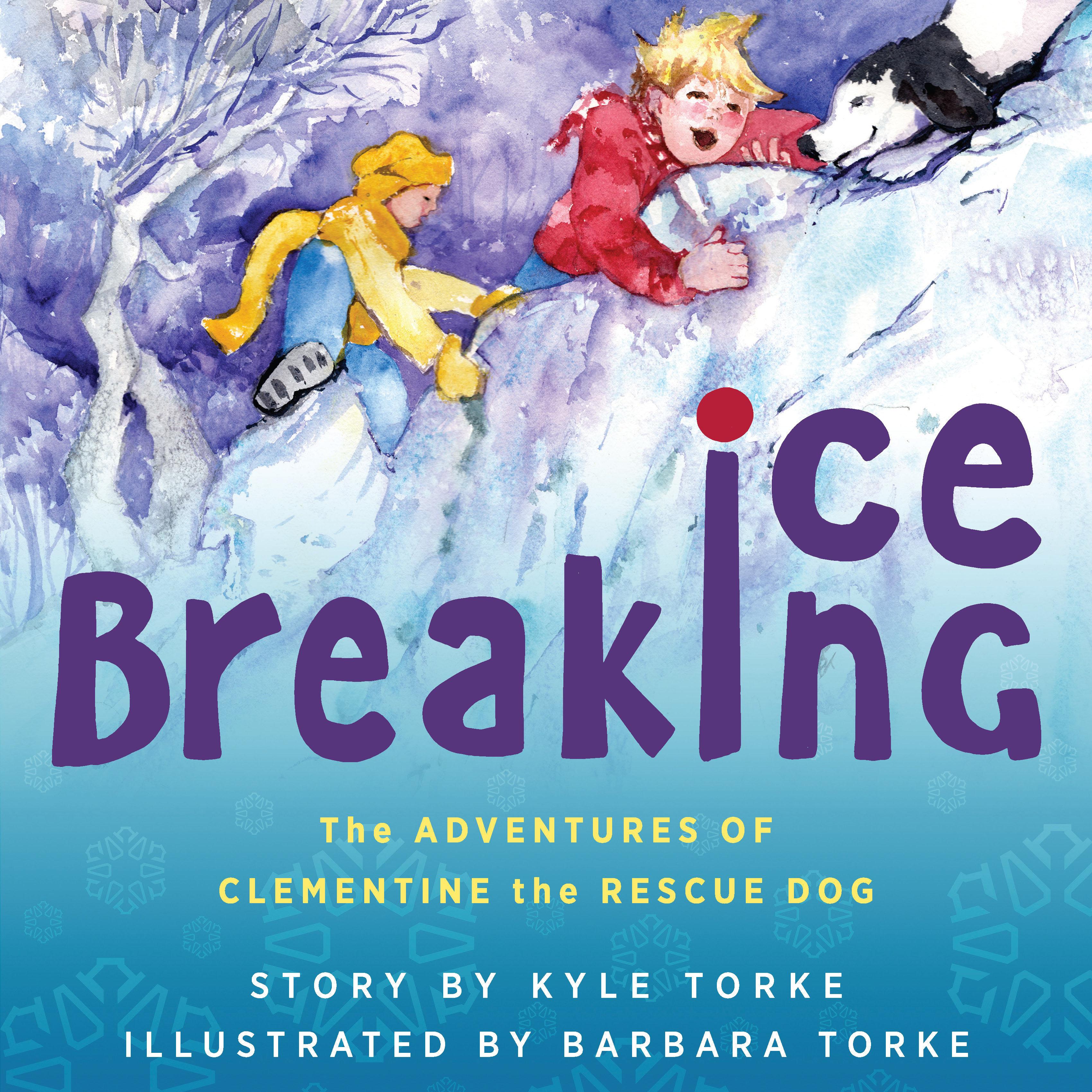 Ice Breaking 978-1-61599-379-6