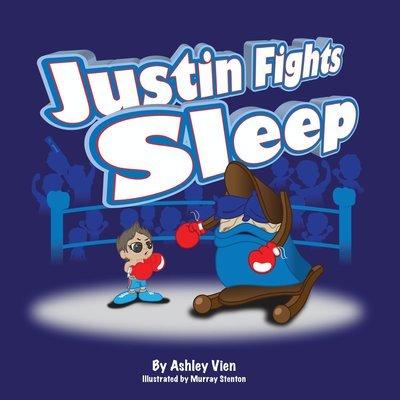 Justin Fights Sleep