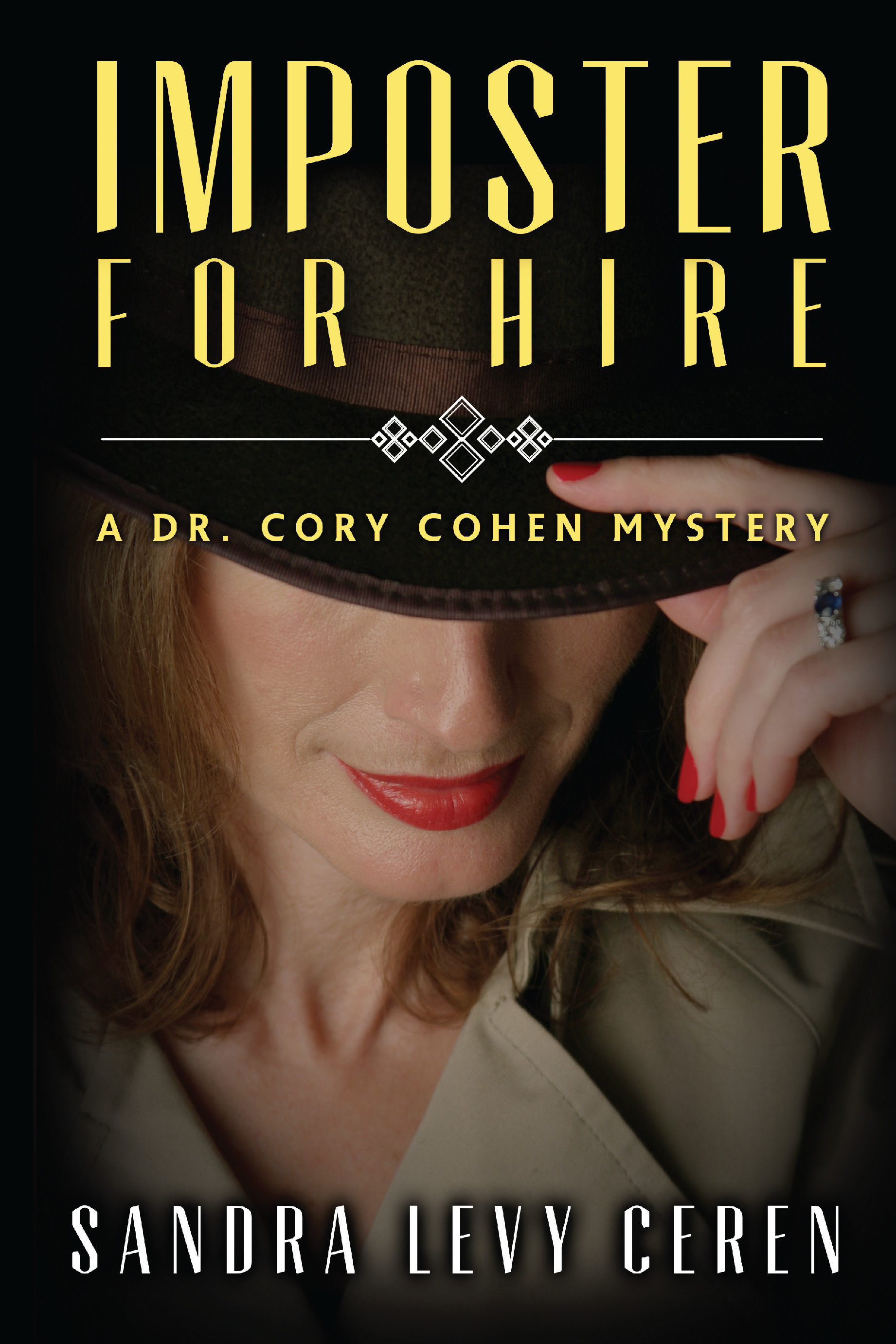 Imposter for Hire: A Dr. Corey Cohen Mystery 978-1-61599-142-6