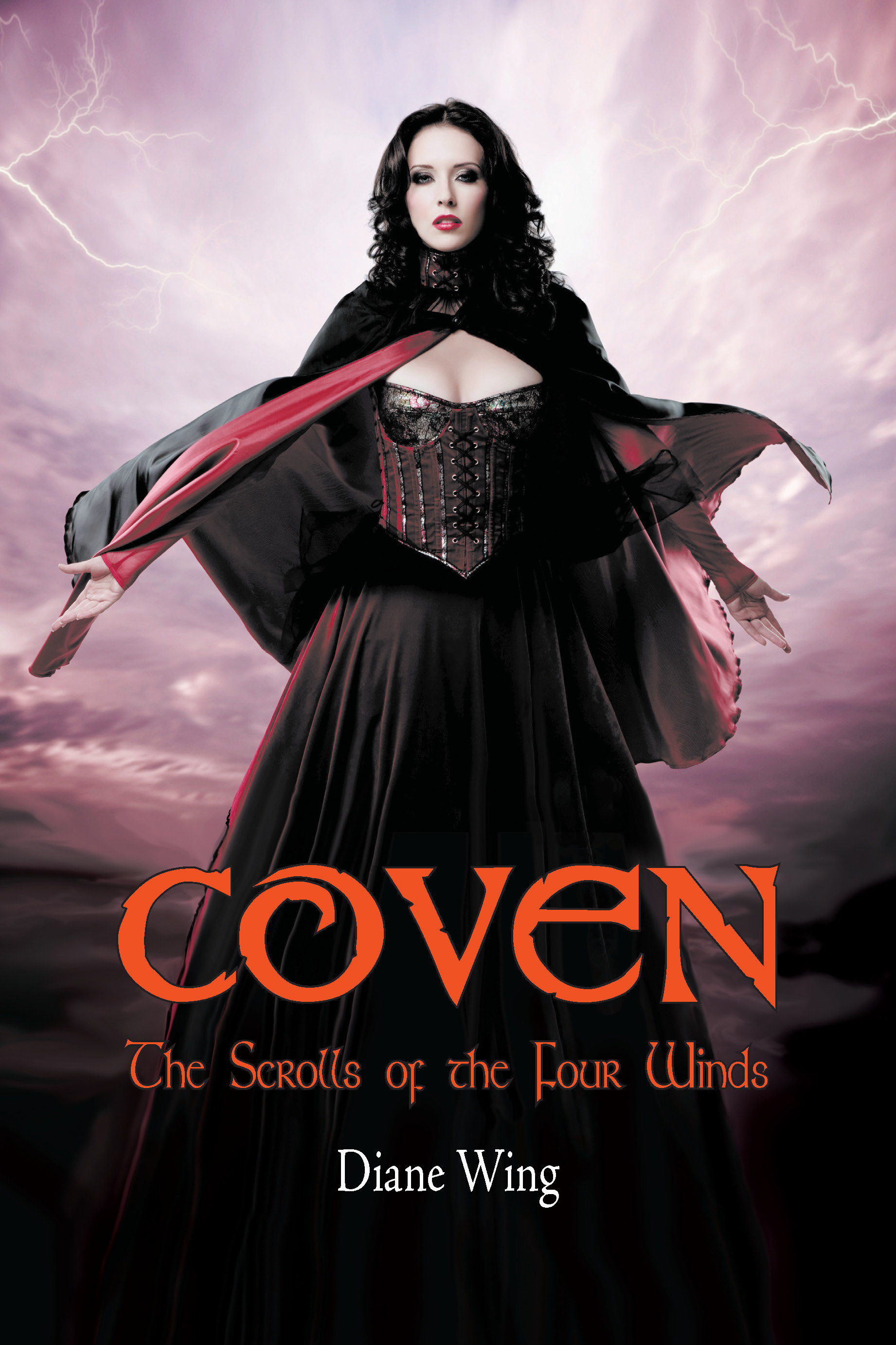 Coven: The Scrolls of the Four Winds 978-1-61599-173-0