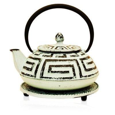 Cast Iron Teapot Yibin Grey 600ml