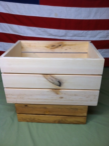 Shop For Wooden Crates At Crateland