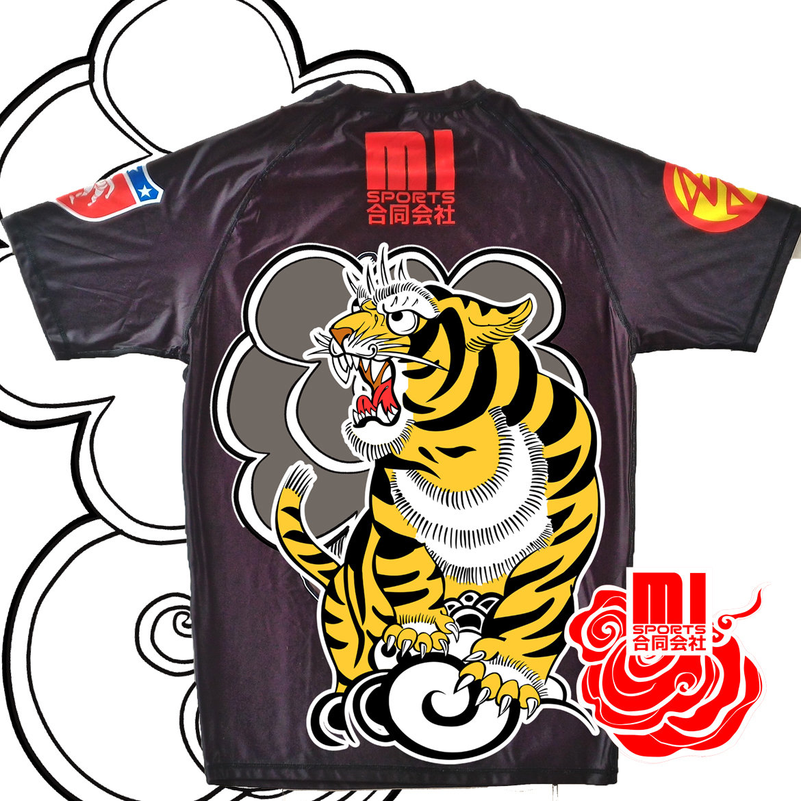 TORA Rash Guard