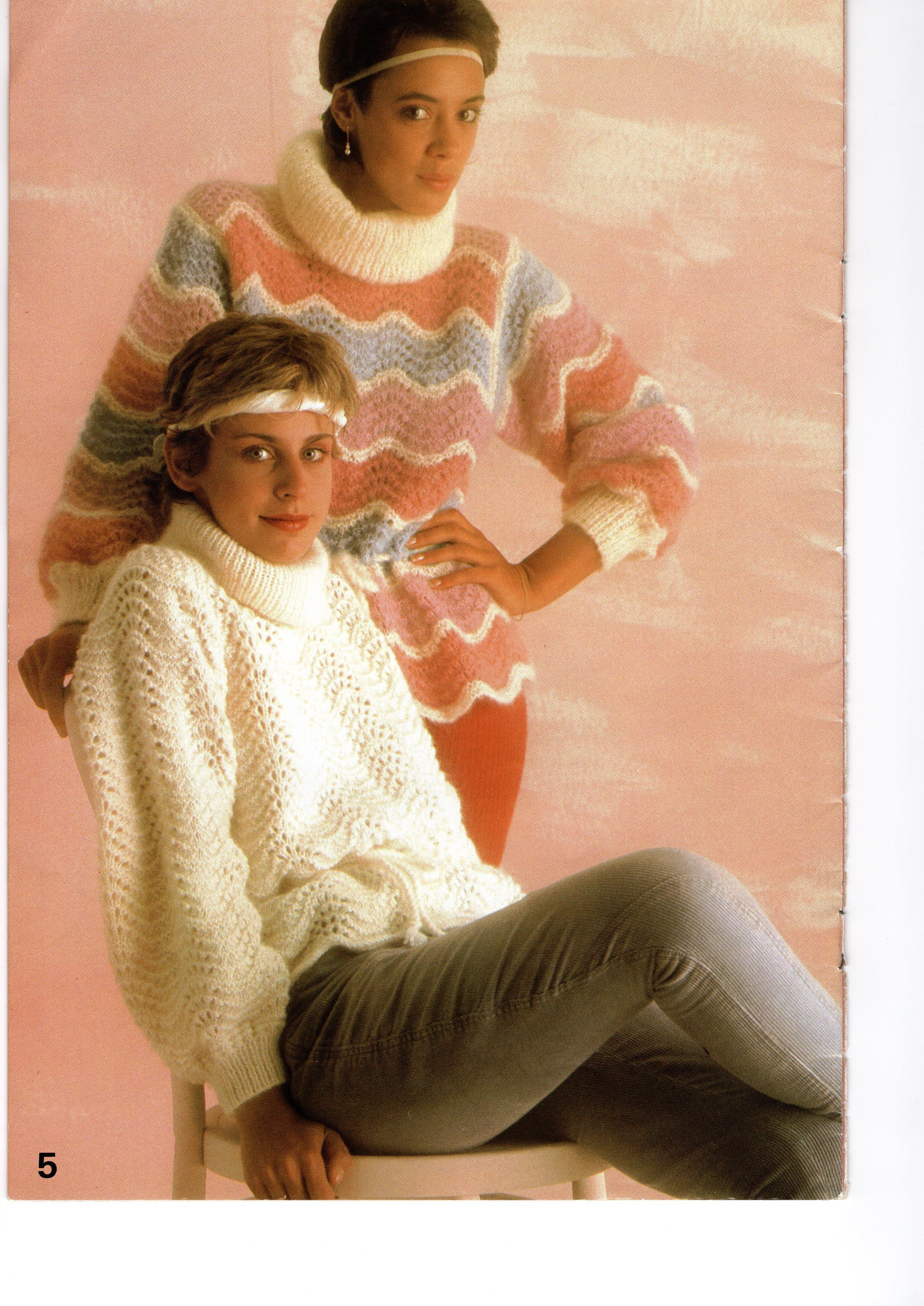 Patons Knitting Pattern Booklet No.659