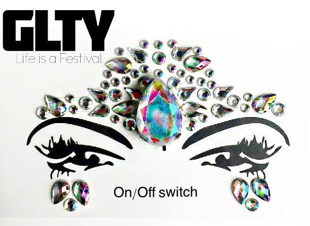 LED face Jewel Amy