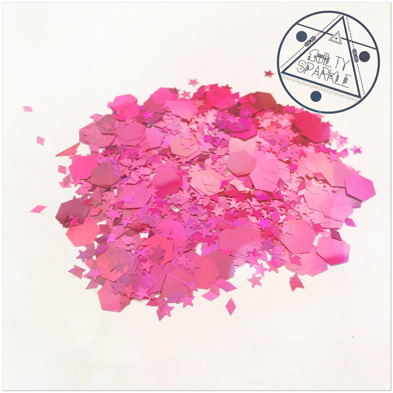 Pink Panther glitter mix 3,5 gr.