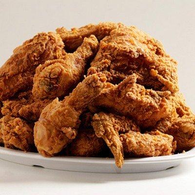 Fried Chicken, 10 stuks, ong. 1,5kg.