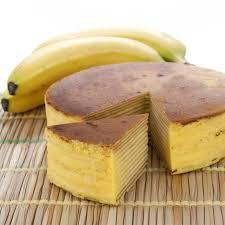 Spekkoek banaan, 600gr.