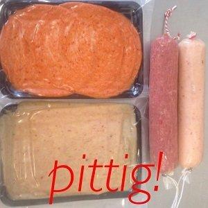 (Voordeel pakket) Pikant vleeswaren pakket (Zeer exclusief)