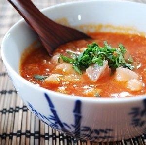 Chinese tomatensoep, 0,90ltr.