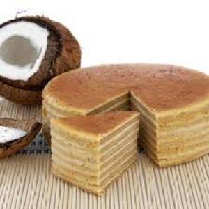 Spekkoek kokos, 140gr.