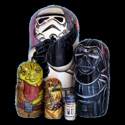 Storm Trooper Nesting