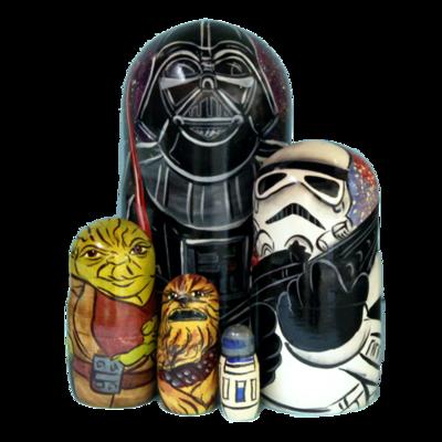 Darth Vader Nesting