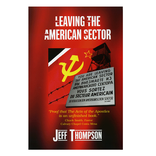 Leaving the American Sector LAS