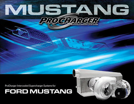 Pro Charger  Ford Mustang