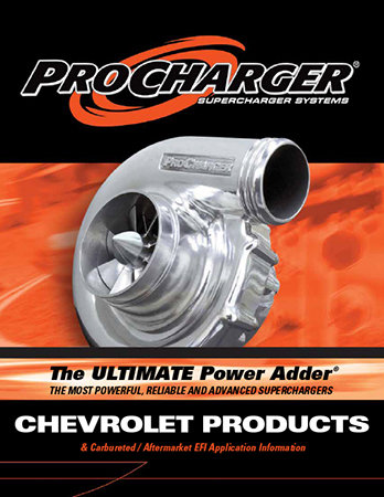 Pro Charger - Carbureted Chevrolet