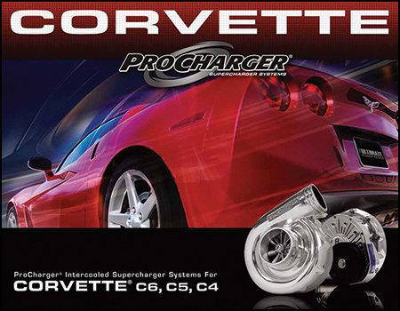 Pro Charger Corvette