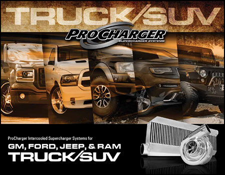 Pro Charger Truck / Jeep / SUV