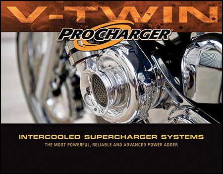 Pro Charger  V-Twin