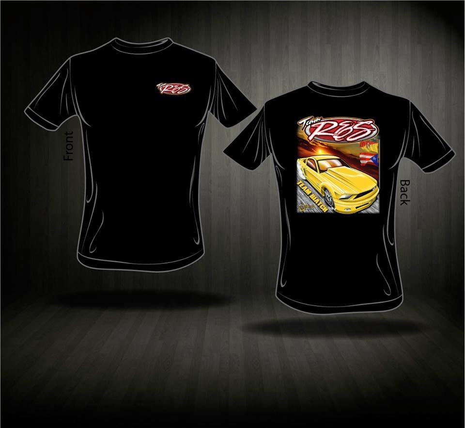 R&S Shelby GT500 Race Shirt