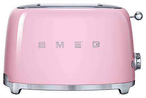 Tostadora 2 tostadas rosa, TSF01PKEU