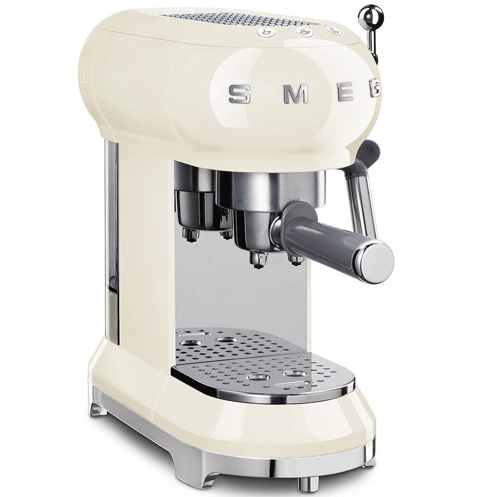 Cafetera crema ECF01CREU