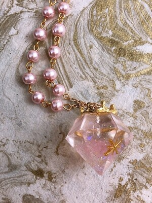 crowned jewel necklace (starbright)