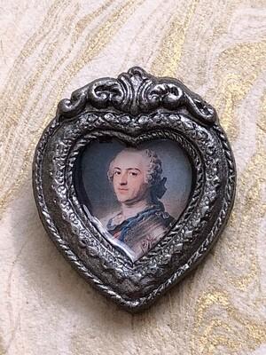 frame brooch (louis xv)