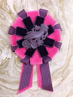 my lady's hand rosette