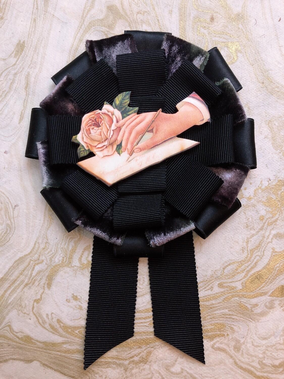 love letter rosette